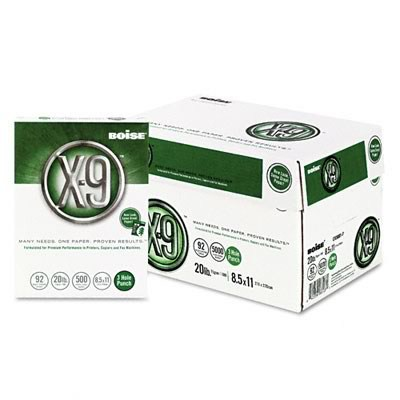 Boise OX9001P X-9 Multi-Use Copy Paper