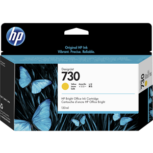 HP P2V64A Yellow Ink Cartridge