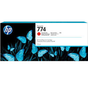 HP P2W02A Chromatic Red Ink Cartridge
