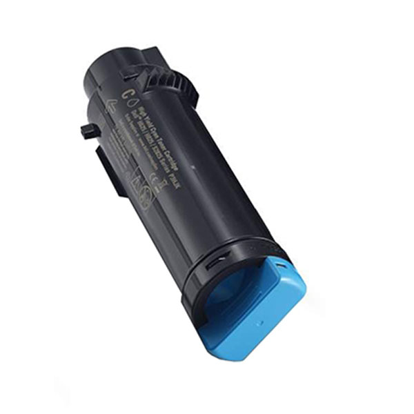 Compatible Dell P3HJK Cyan Toner Cartridge
