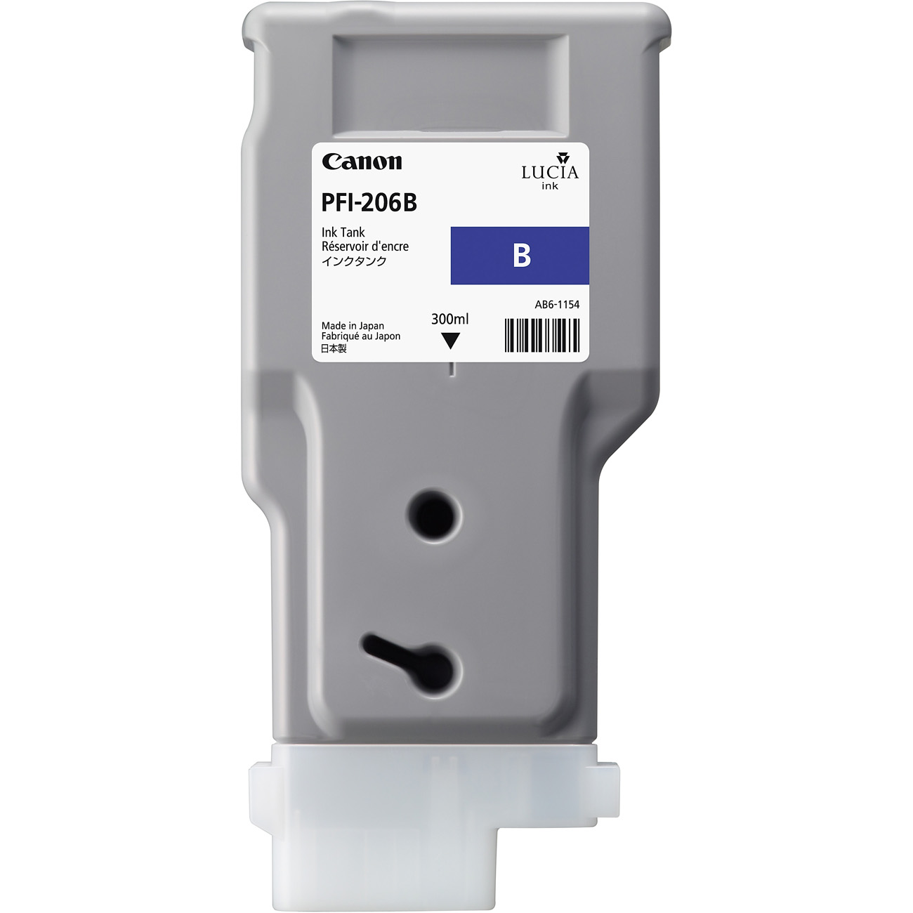 Canon PFI-206B Blue Ink Tank