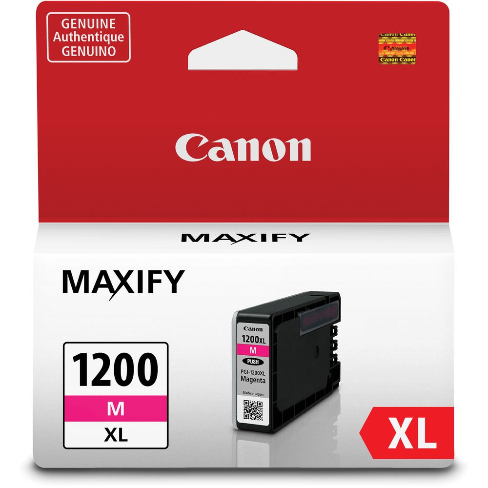 Canon PGI-1200XL Magenta Ink Cartridge