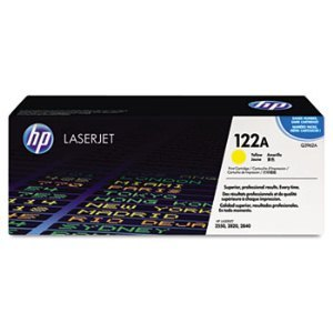 HP Q3962A Yellow Toner Cartridge