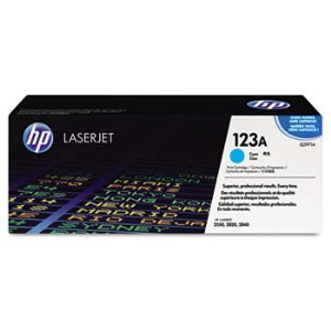 HP Q3971A Cyan Toner Cartridge