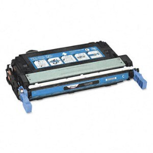 Premium Compatible Q5951A Cyan Toner Cartridge