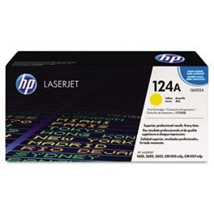 HP Q6002A Yellow Toner Cartridge