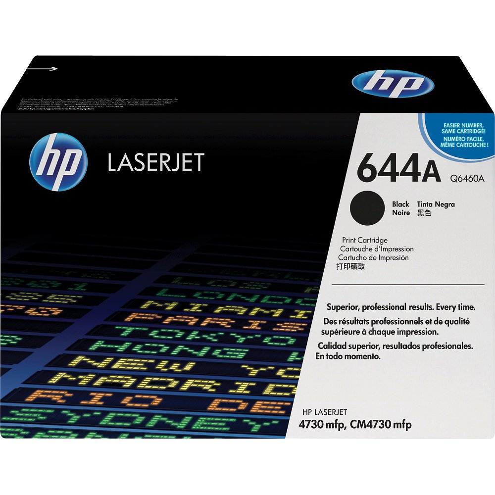 HP Q6460A Black Toner Cartridge