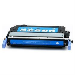 Premium Compatible Q6461A Cyan Toner Cartridge