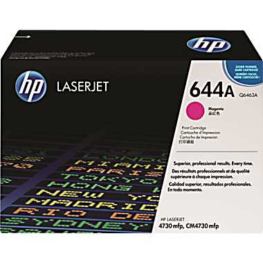 HP Q6463A Magenta Toner Cartridge
