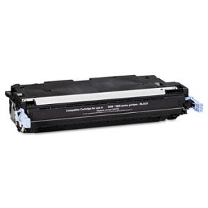 Compatible HP Q6470A Black Toner Cartridge