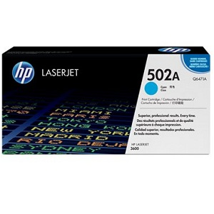 HP Q6471A Cyan Toner Cartridge