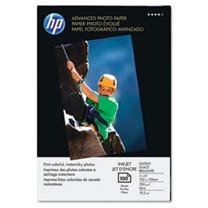 HP Q6638A Advanced Glossy Photo Paper