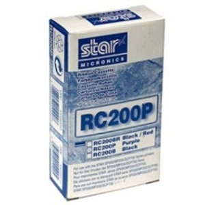 Star RC200P Purple Ribbon Cartridge