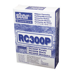 Star RC300P Purple Ribbon Cartridge