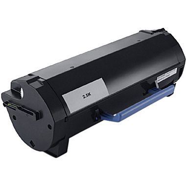 Compatible Dell RGCN6 Black Toner Cartridge