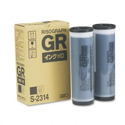 Risograph S-2314 Black Ink Cartridge