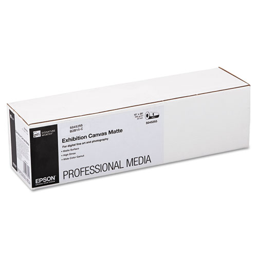 Epson S045255 Exhibition Canvas Matte