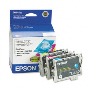 Epson T044520 Color Ink Cartridge Multipack