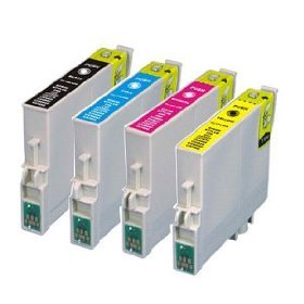 Compatible Epson T060520 Color Ink Cartridge Multi Pack