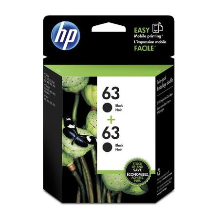 HP T0A53AN Black Ink Cartridge 2-Pack