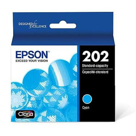 Epson T202220 Cyan Ink Cartridge