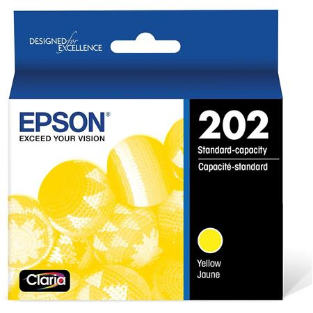 Epson T202420 Yellow Ink Cartridge