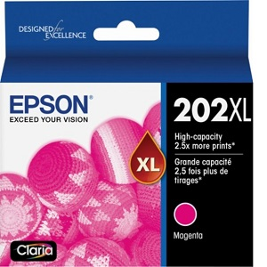 Epson T202XL320 Magenta Ink Cartridge