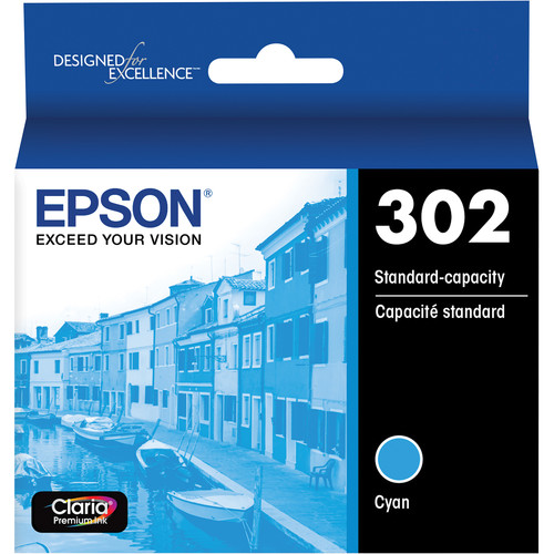 Epson T302220 Cyan Ink Cartridge