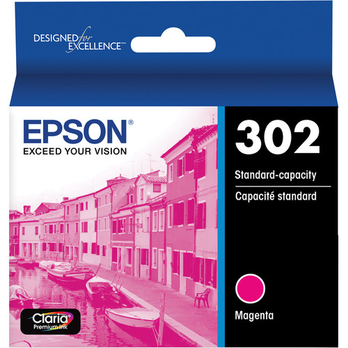 Epson T302320 Magenta Ink Cartridge