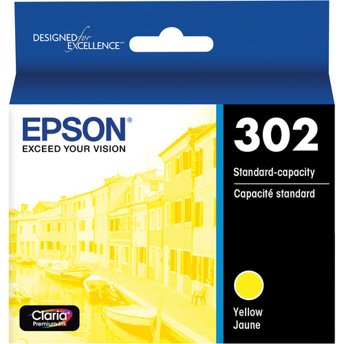 Epson T302420 Yellow Ink Cartridge
