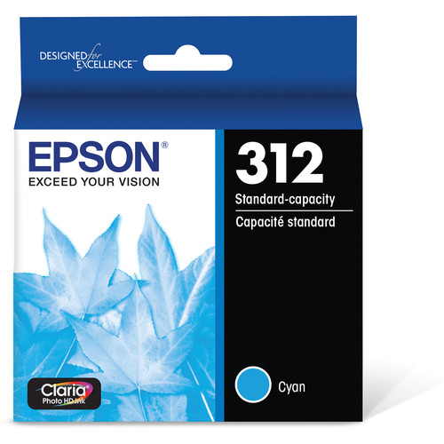 Epson T312220 Cyan Ink Cartridge
