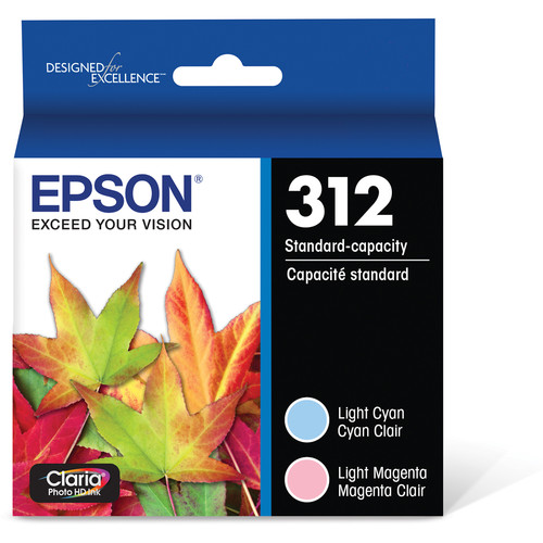 Epson T312922 Light Color Multi-Pack