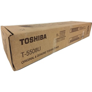 Toshiba T5508U Black Toner Cartridge
