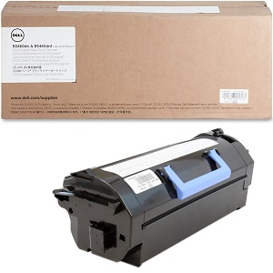 Dell T6J1J Black Toner Cartridge