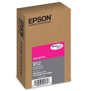 Epson T912320 Magenta Ink Cartridge