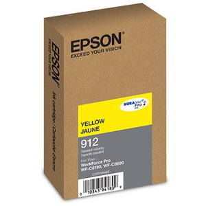 Epson T912420 Yellow Ink Cartridge