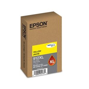 Epson T912XL420 Yellow Ink Cartridge
