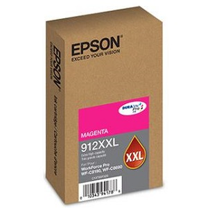 Epson T912XXL320 Magenta Ink Cartridge