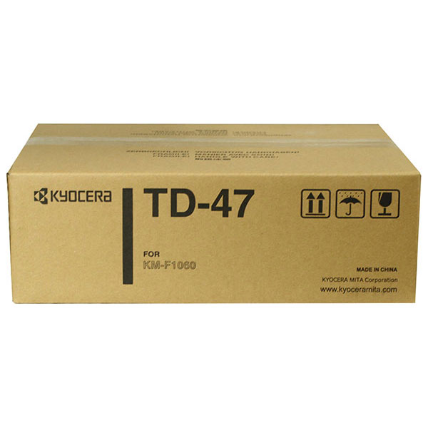 Kyocera TD47 Black Toner Cartridge