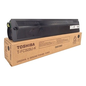 Toshiba TFC505UK Black Toner Cartridge