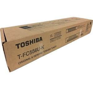 Toshiba TFC556UK Black Toner Cartridge
