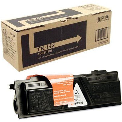 Kyocera TK132 Black Toner Cartridge