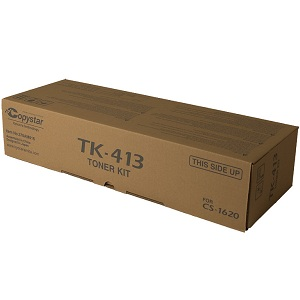 Copystar TK413 Black Toner Cartridge