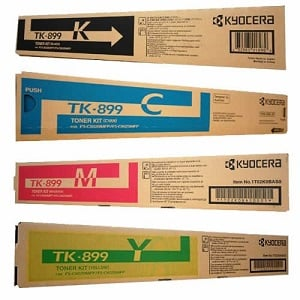 Copystar TK899 Toner Cartridge Set
