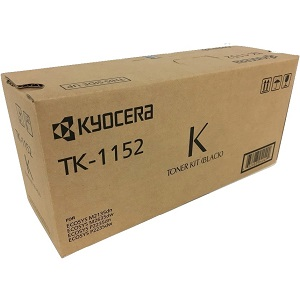 Kyocera TK1152 Black Toner Cartridge