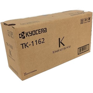 Kyocera TK1162 Black Toner Cartridge