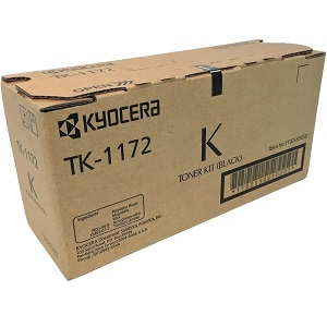 Kyocera TK1172 Black Toner Cartridge