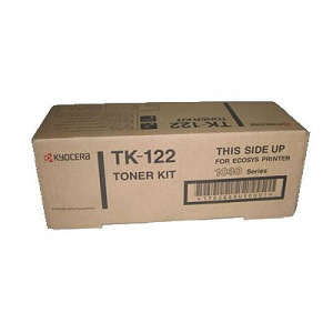 Kyocera TK122 Black Toner Cartridge