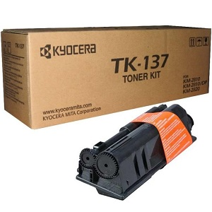 Kyocera TK137 Black Toner Cartridge