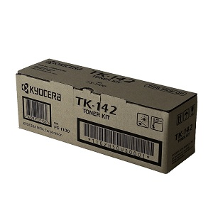 Kyocera TK142 Black Toner Cartridge